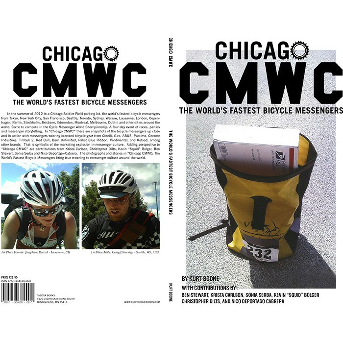 """Chicago CMWC: The World's Fastest Bicycle Messengers"""