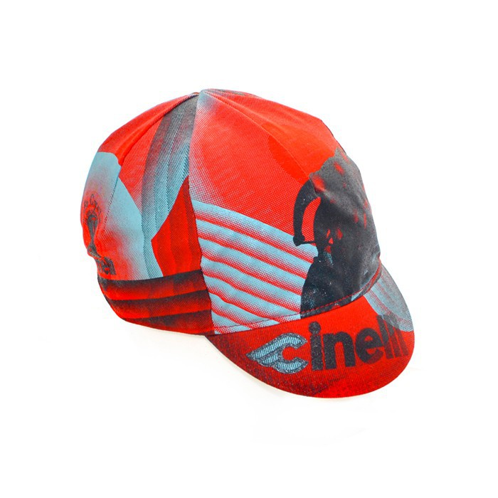 FIFO X CINELLI BESPOKE CAP RED GOLD