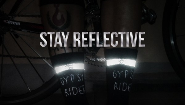 STAY REFLECTIVE