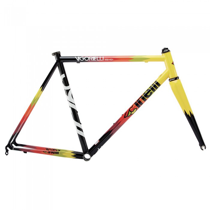 VIGORELLI ROAD STEEL FRAMESET 2019