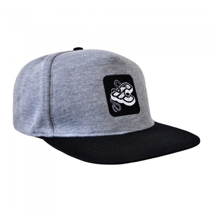 MIKE GIANT GREY SNAPBACK
