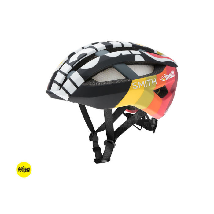 CINELLI - SMITH NETWORK MIPS HELMET