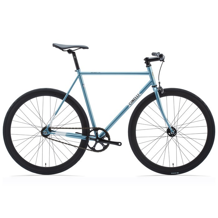 GAZZETTA TRACK BIKE BLUE 2018