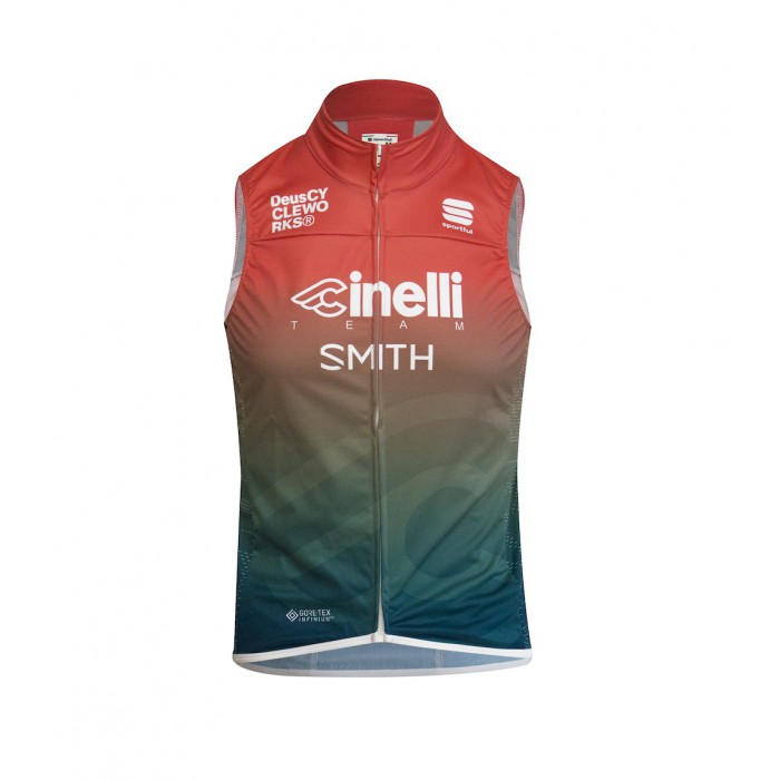 TEAM CINELLI SMITH 2019 WINDSTOPPER VEST