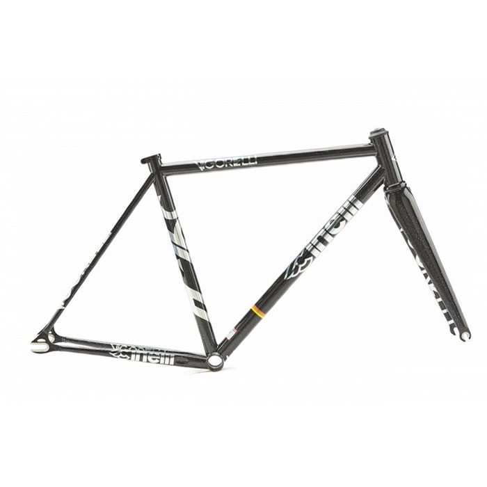 VIGORELLI STEEL BLACK KNIGHT FRAMESET 2020
