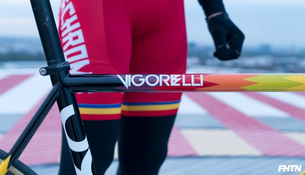 SPOTLIGHT ON THE NEW CINELLI VIGORELLI STEEL by FHTN