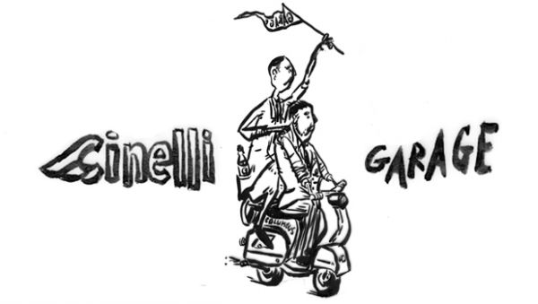 INTRODUCING THE CINELLI GARAGE - VIGARELLI