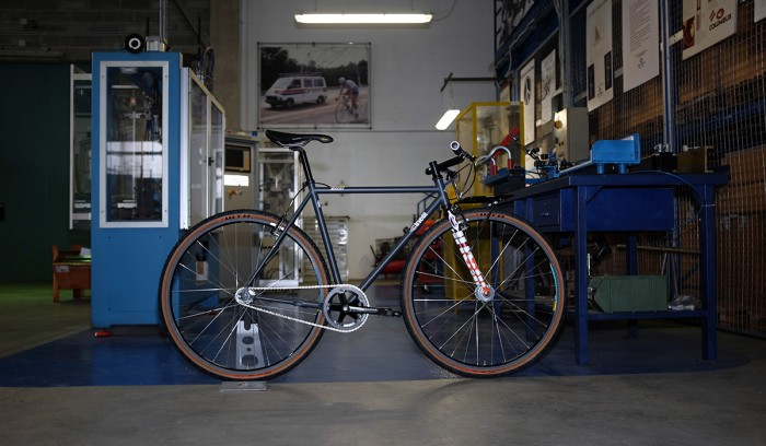 CINELLI GARAGE - TUTTO HEAVY DUTY